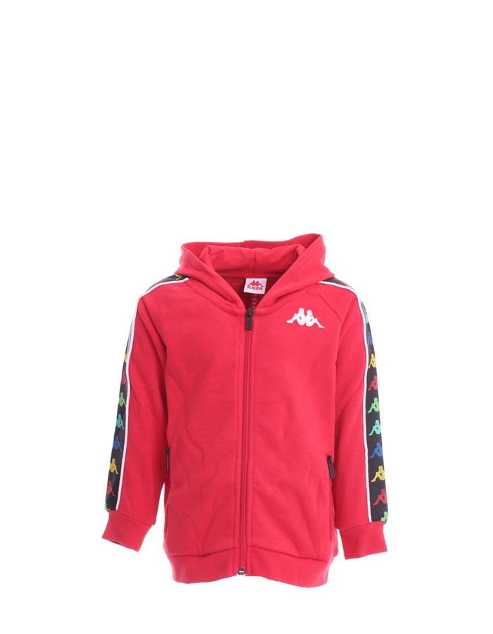 KAPPA Sweat Red