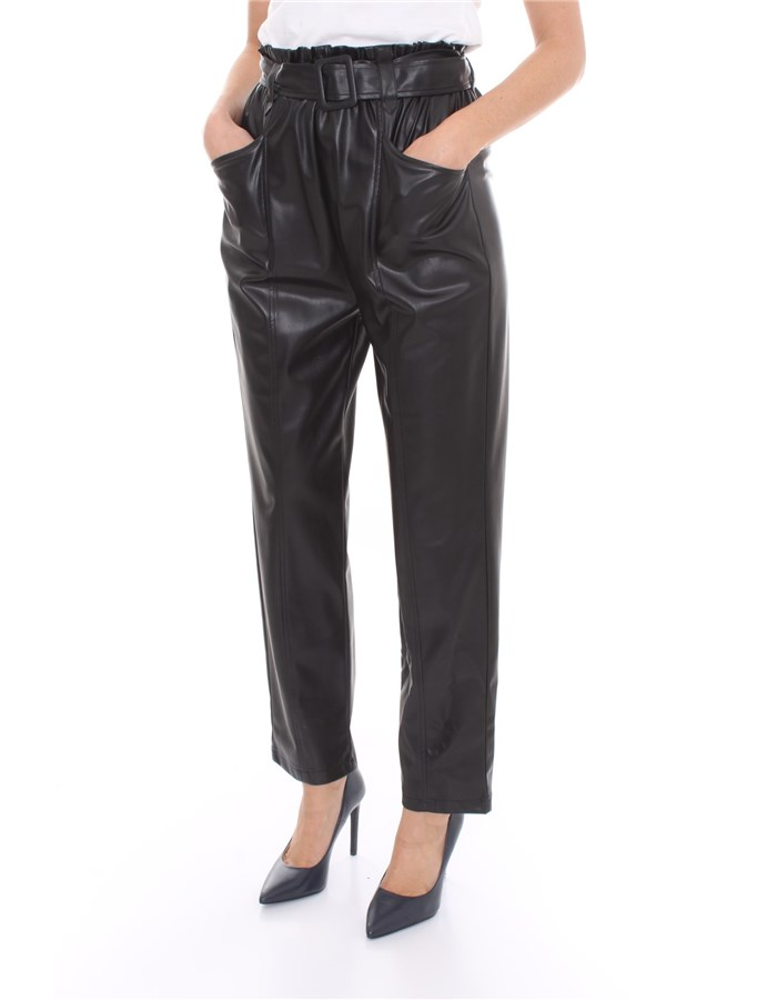 LIU JO Cropped Black
