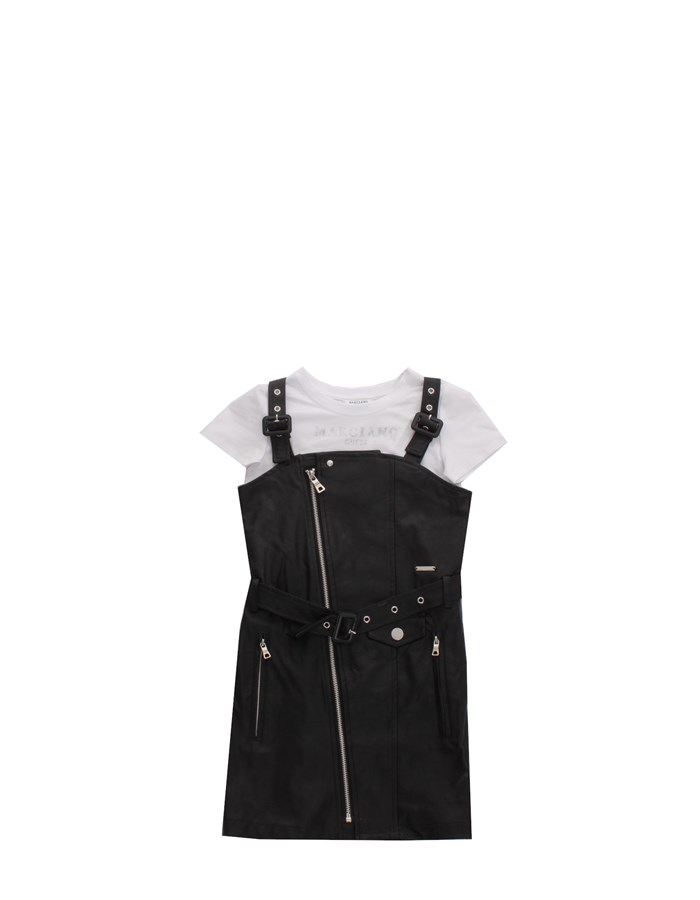 GUESS Dress White black