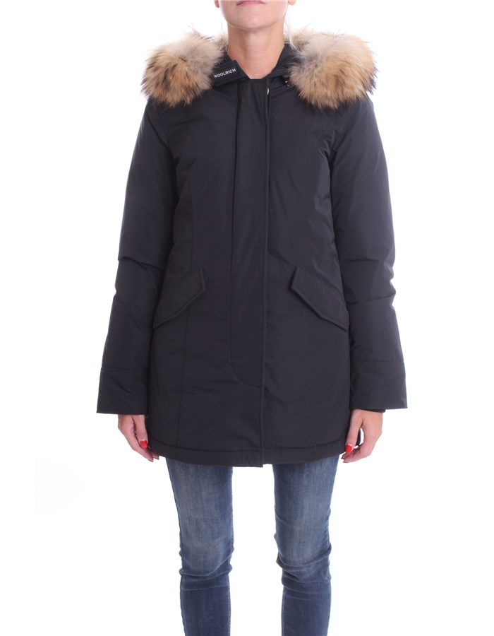 WOOLRICH Jacket Black