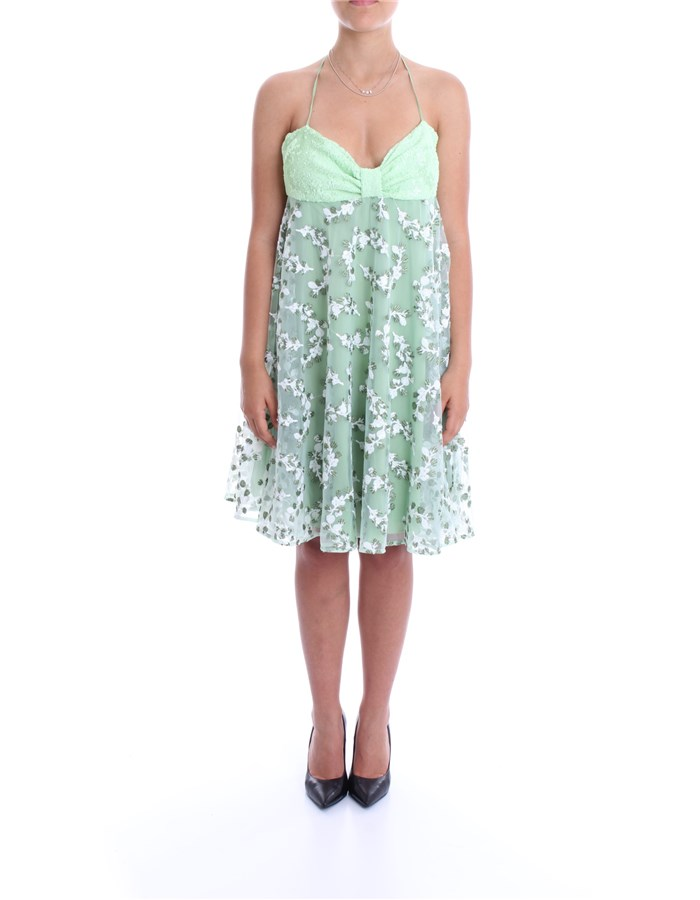 BLUMARINE Dress Mint