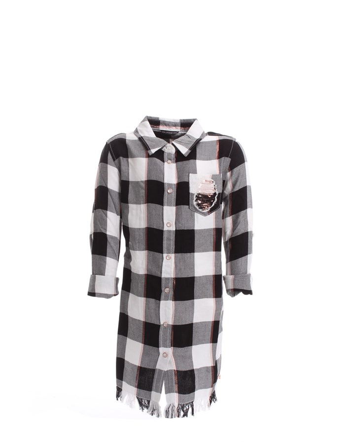 GUESS Caftans / Shirt White black