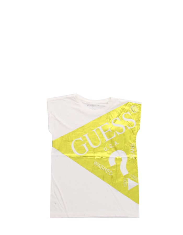 GUESS T-shirt Short sleeve Girls J0YI13KA6S0 0