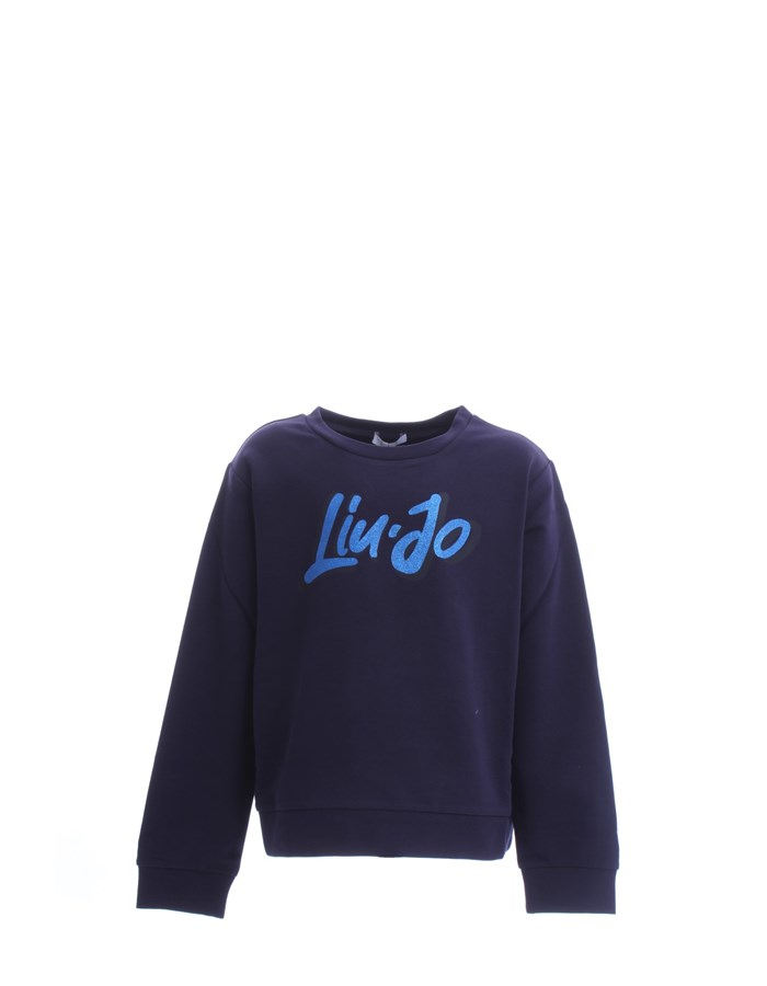 LIU JO Sweatshirts Crewneck  Girls GF0028 F0090 0