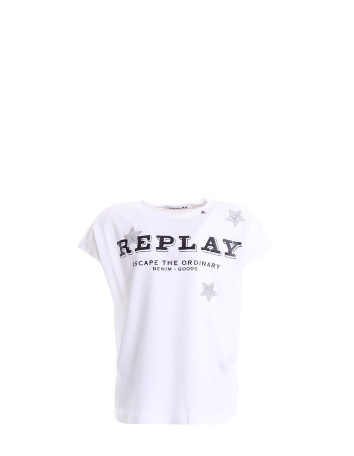 REPLAY  T-shirt Girls SG7489 0