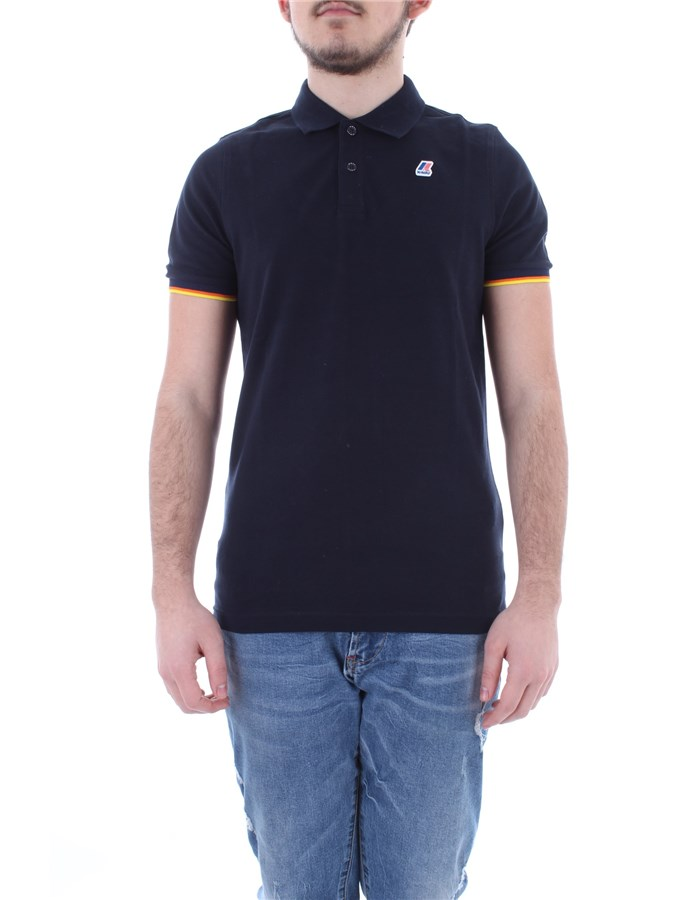 KWAY Polo Blue depht