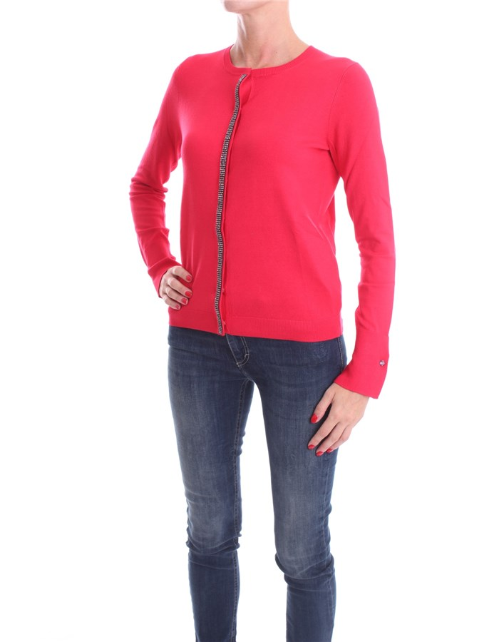 LIU JO Cardigan Red
