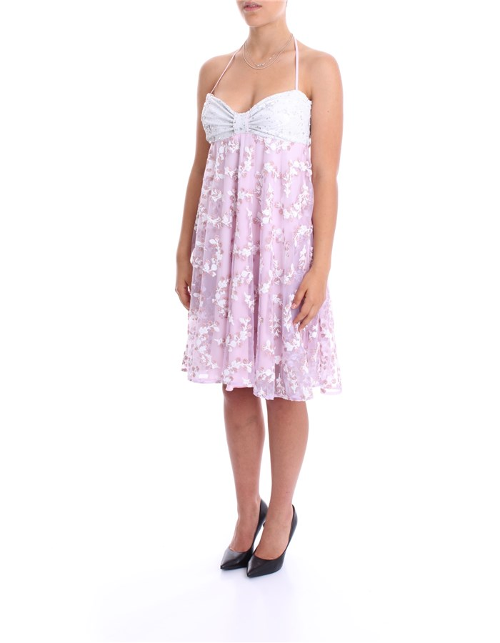BLUMARINE Dress Rose
