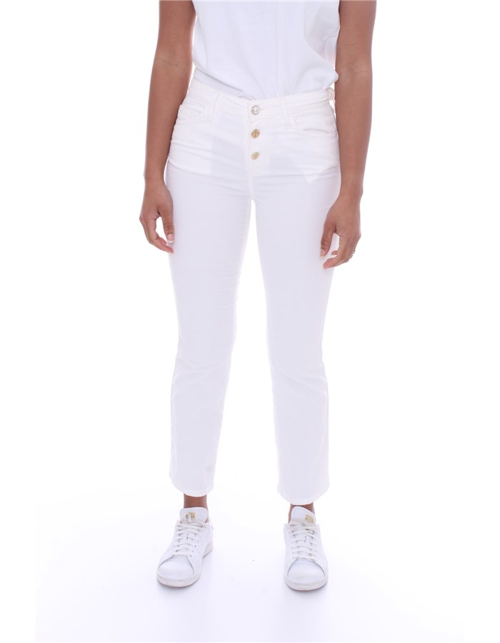 LIU JO Five pockets White