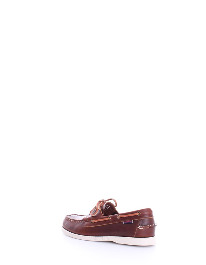 SEBAGO Boat shoes Brown