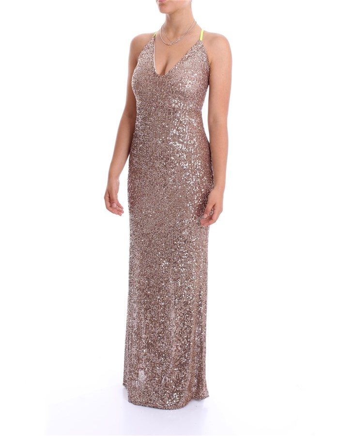 BLUMARINE Dress Bronze