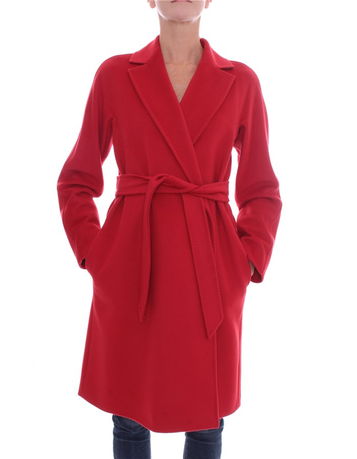 MAX MARA Long Red