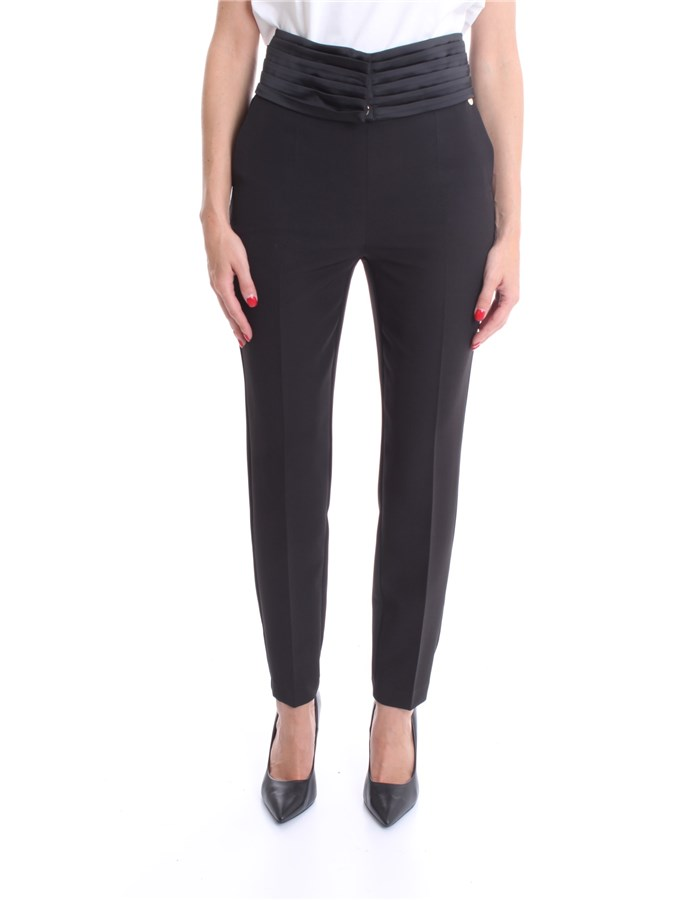 LIU JO Trouser Black