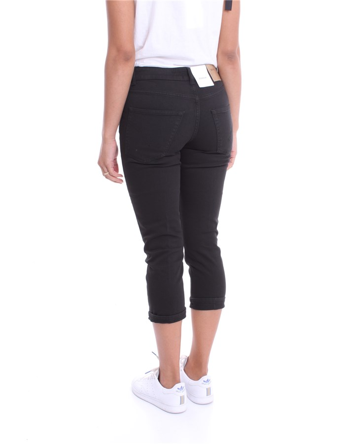 DONDUP  Pants Women DP486 BS0009D PTD 4