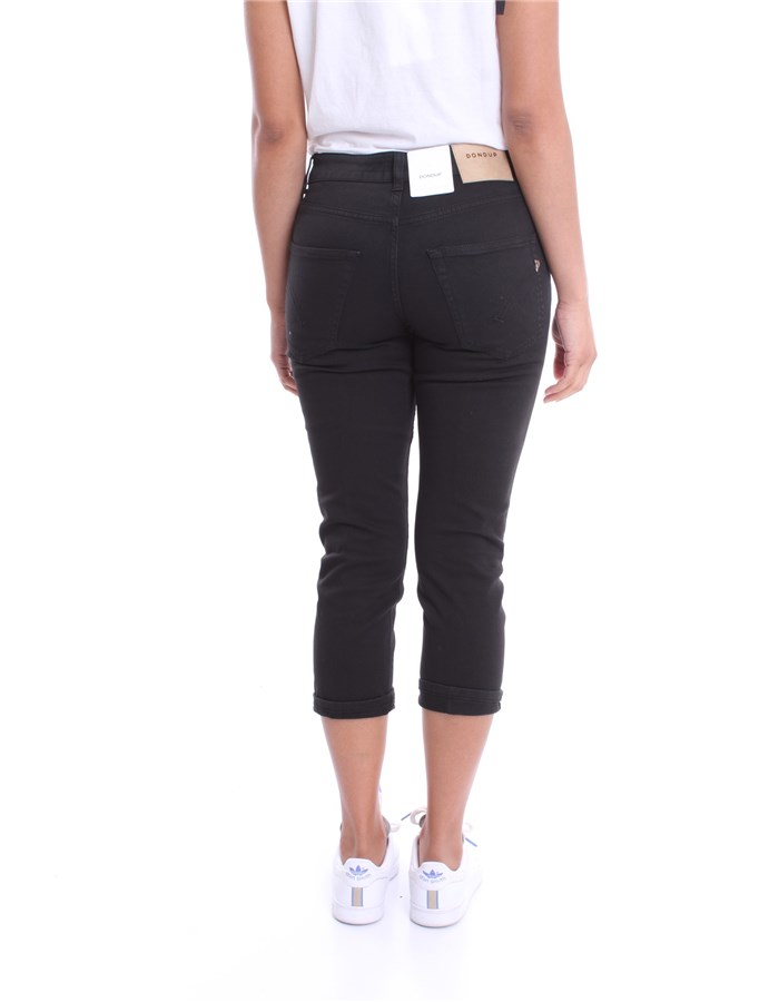 DONDUP  Pants Women DP486 BS0009D PTD 5