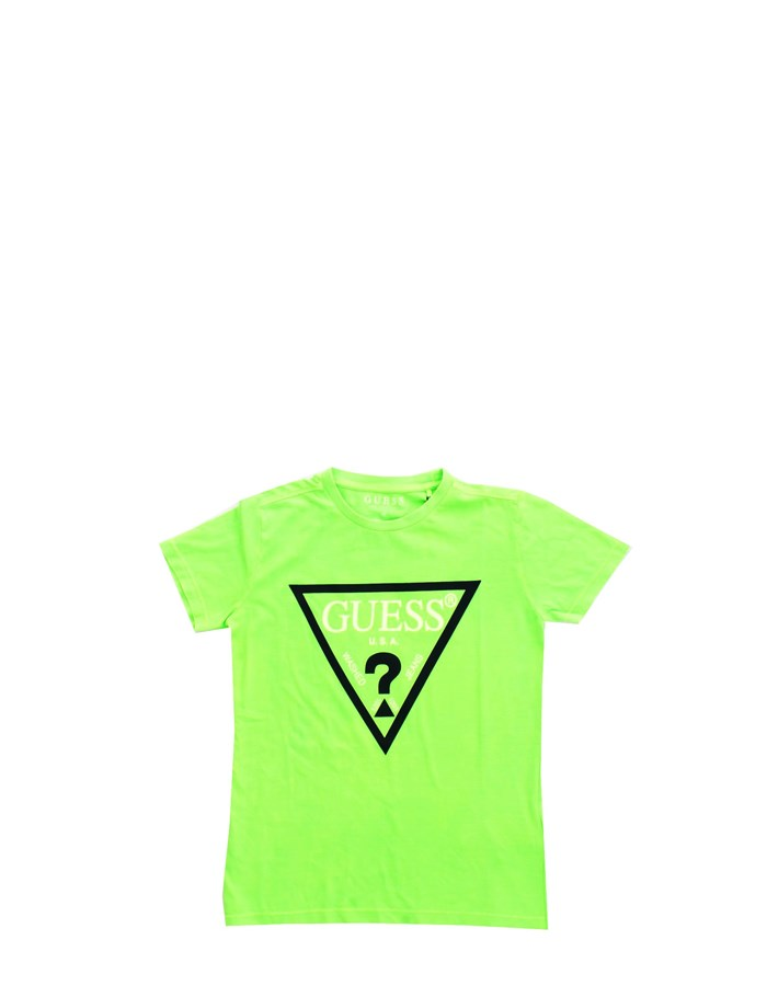 GUESS T-shirt lime