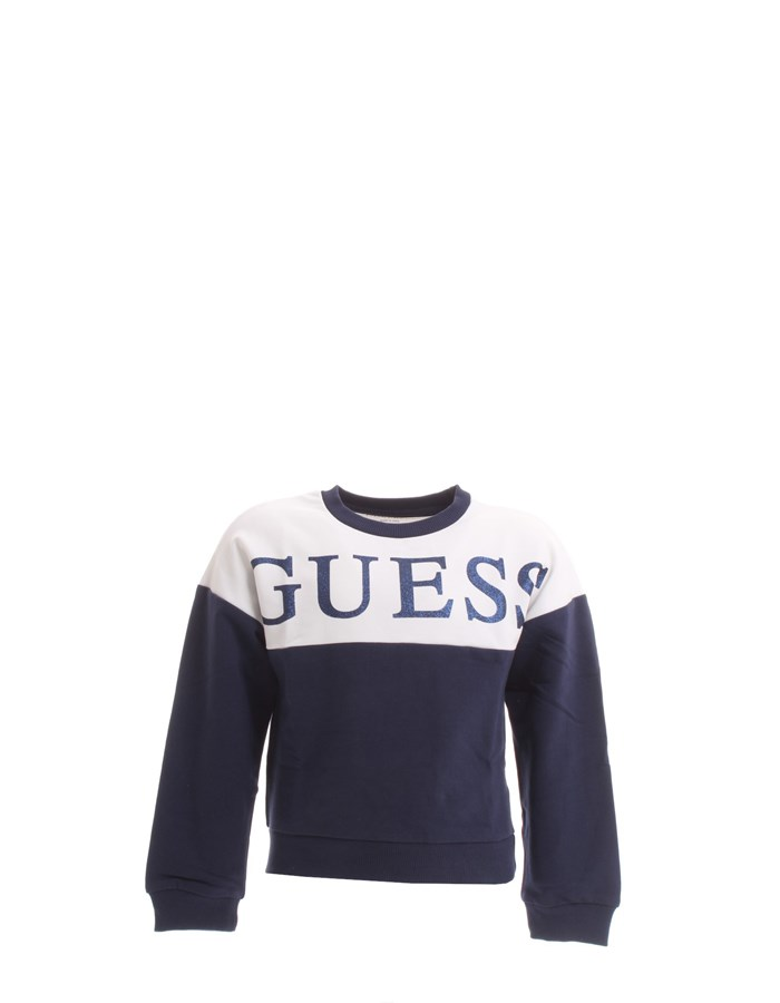 GUESS Sweat Blue