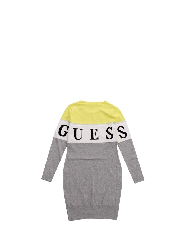 GUESS Dress Yellow
