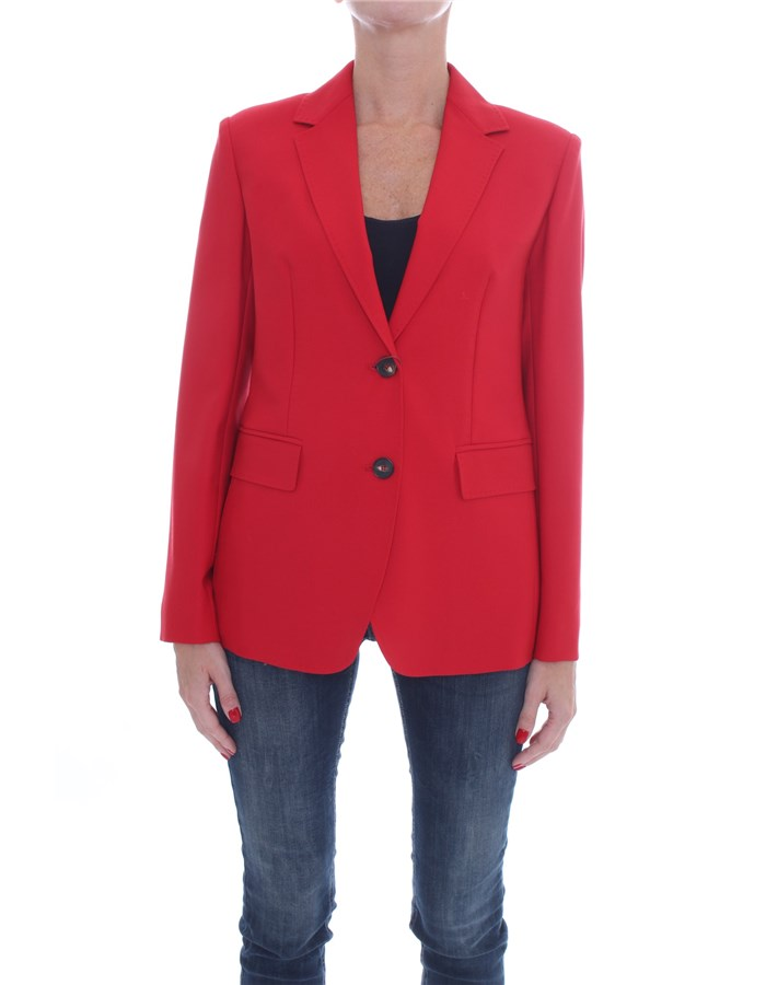 MAX MARA Jackets Blazer 60460409600 Red