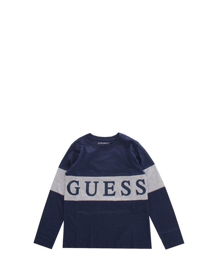 GUESS Long sleeve Blue