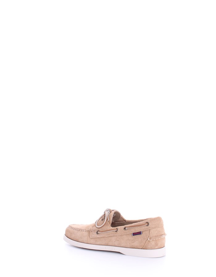 SEBAGO Boat shoes Camel