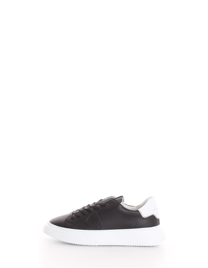 PHILIPPE MODEL Trainers Black