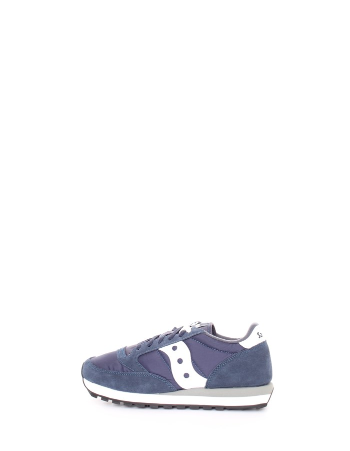 SAUCONY Trainers Blue white