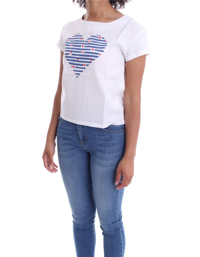 MOLLY BRACKEN T-shirt White