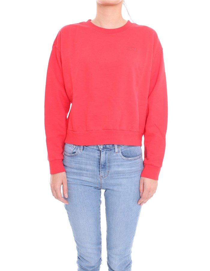 LEVI'S Sweat Coral