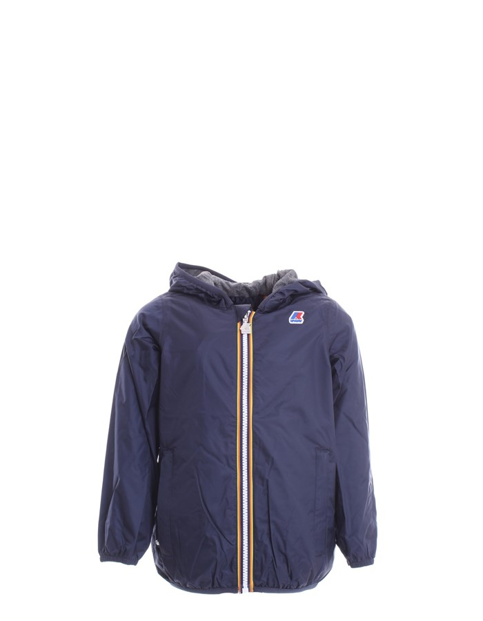 KWAY Coat Blue depht