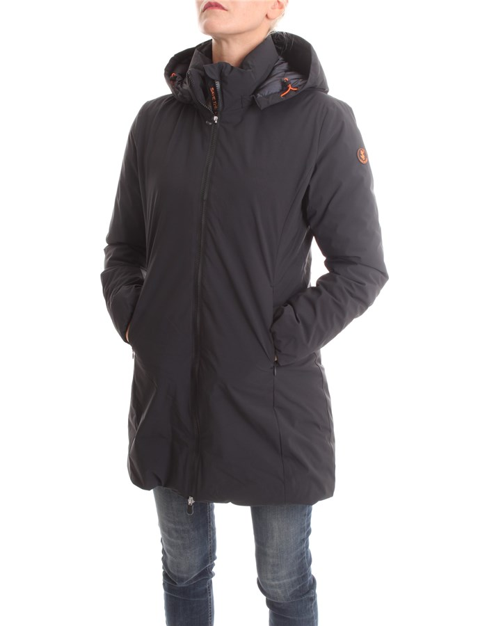 SAVE THE DUCK Parka Black