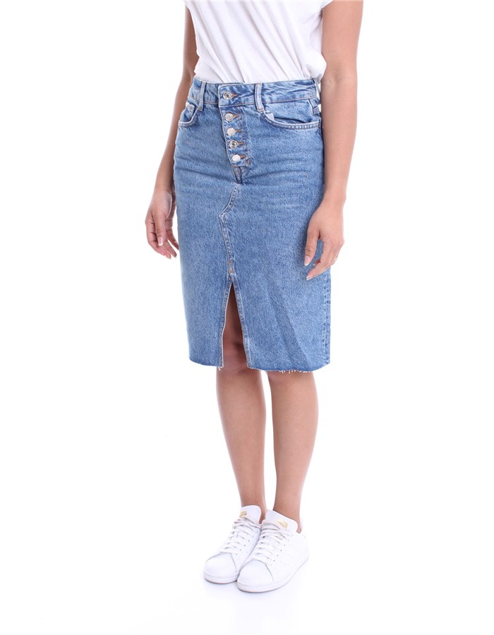 LIU JO Skirt Blue