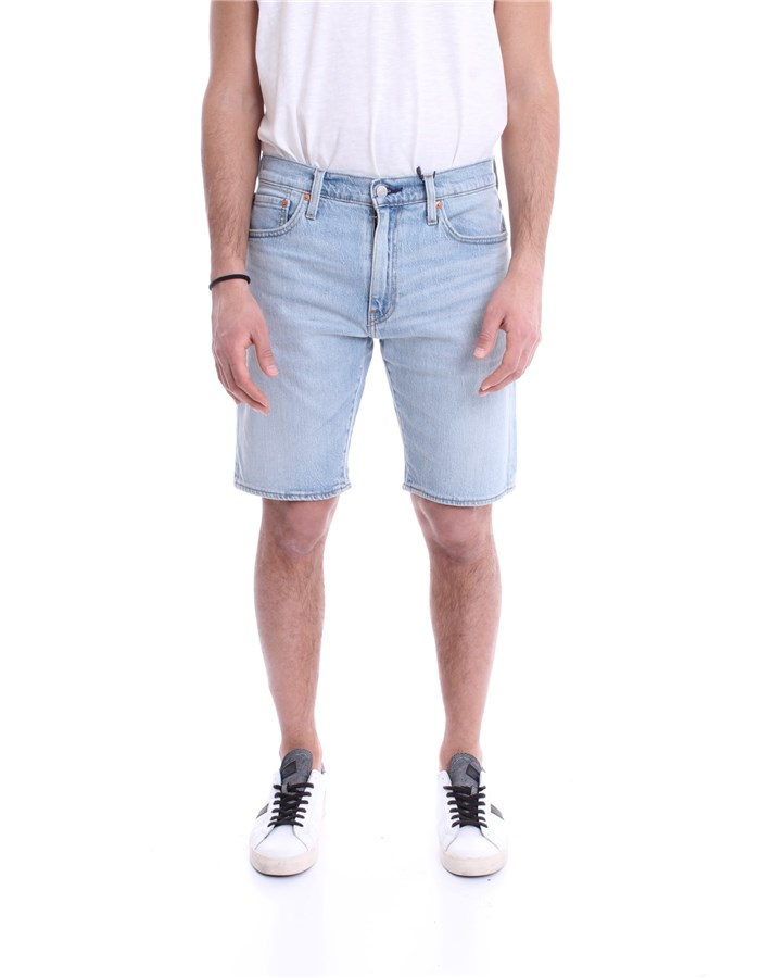 LEVI'S Shorts Light blue