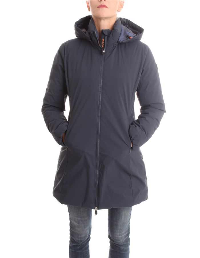 SAVE THE DUCK Parka Blue