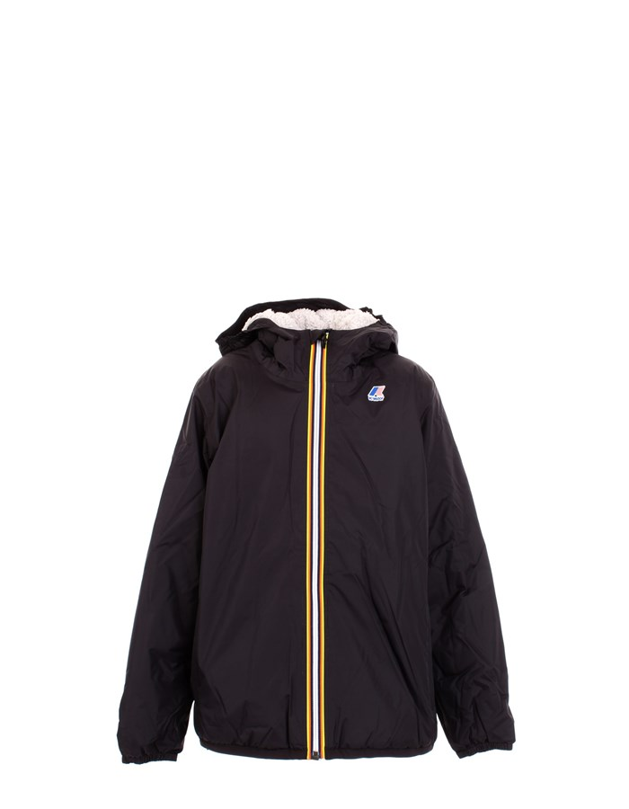 KWAY  Jacket Boys K005DH0 B 0