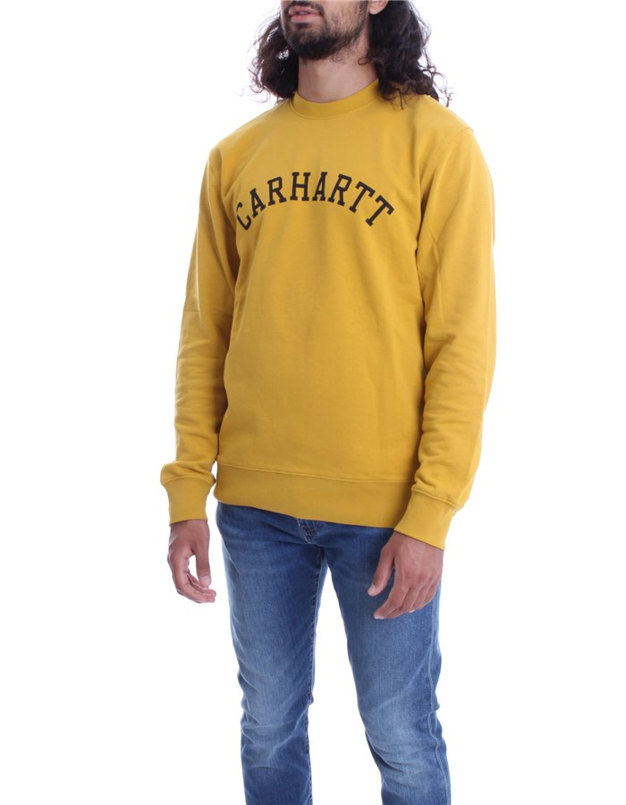 CARHARTT Sweat Yellow
