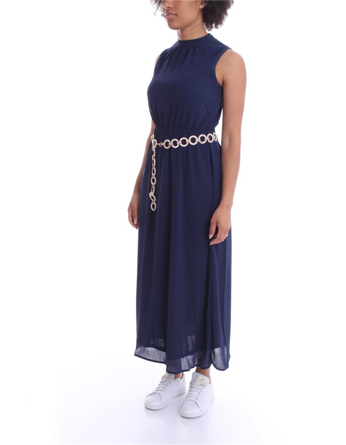 MOLLY BRACKEN DRESS Blue