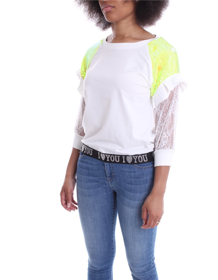 ZOE Sweat White