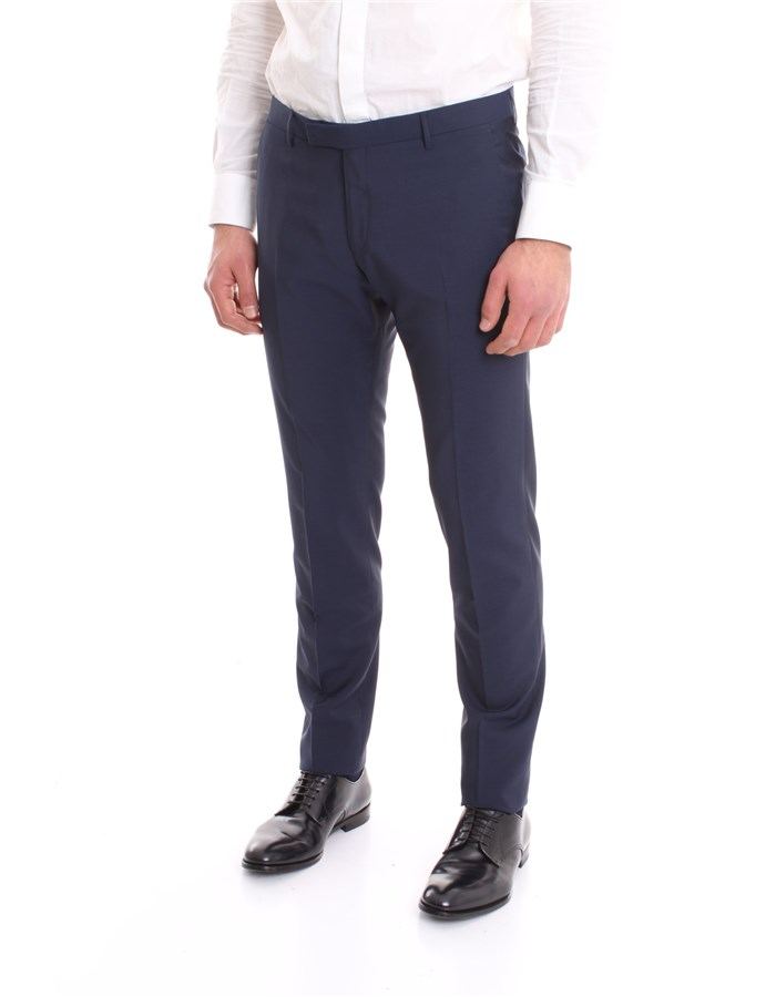 CORNELIANI Trousers Blue