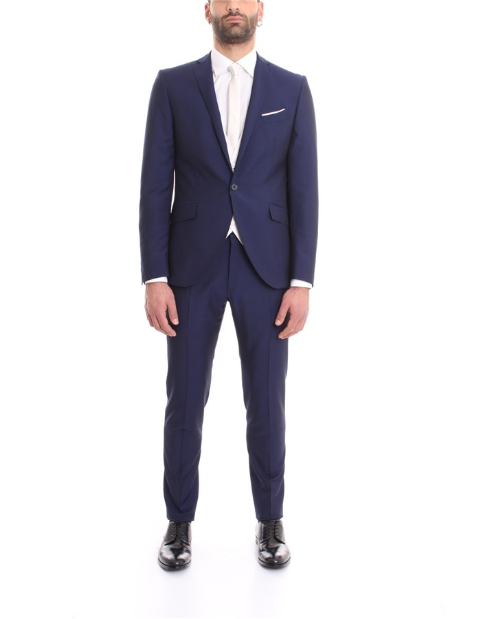 CORNELIANI DRESS Blue