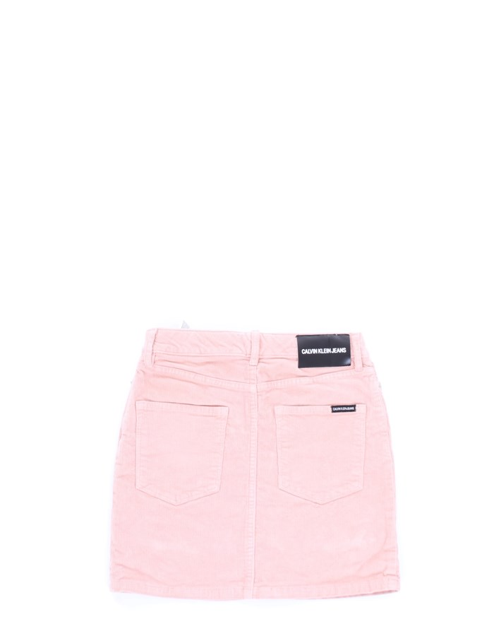 CALVIN KLEIN Skirt Rose