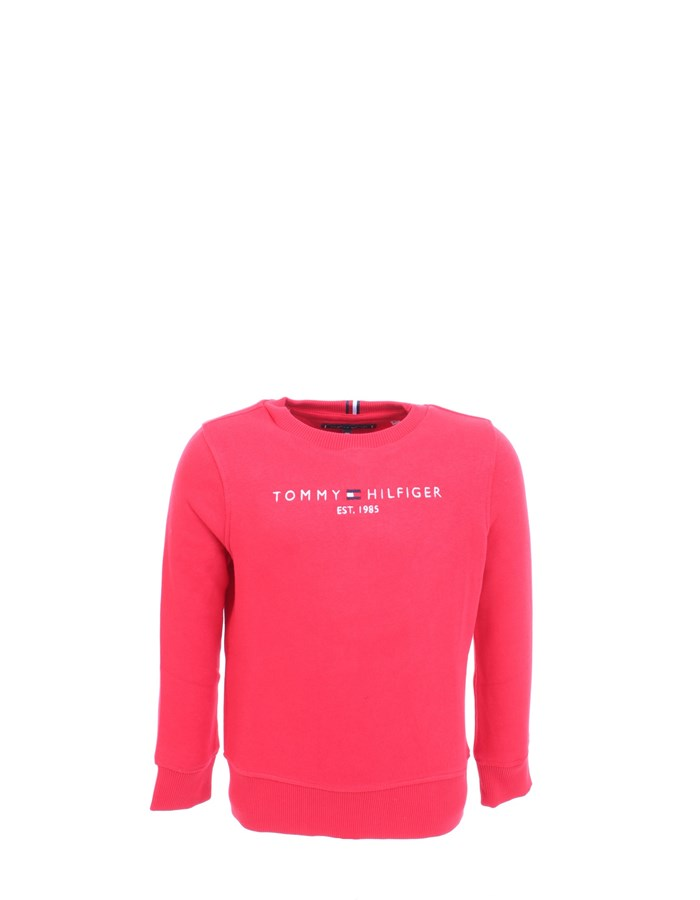 TOMMY HILFIGER Sweatshirt Red