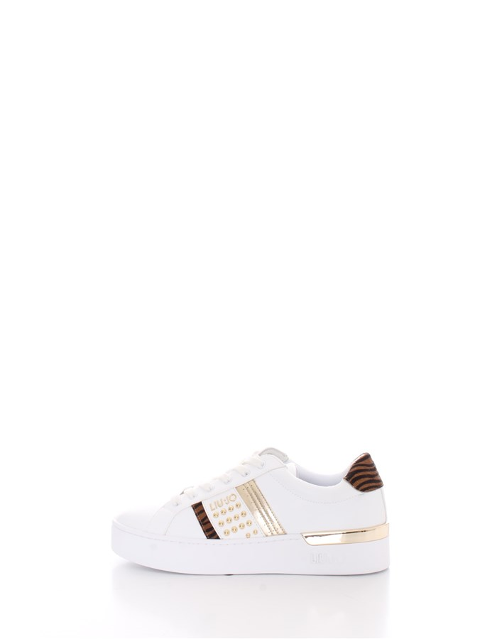 LIU JO With wedge White