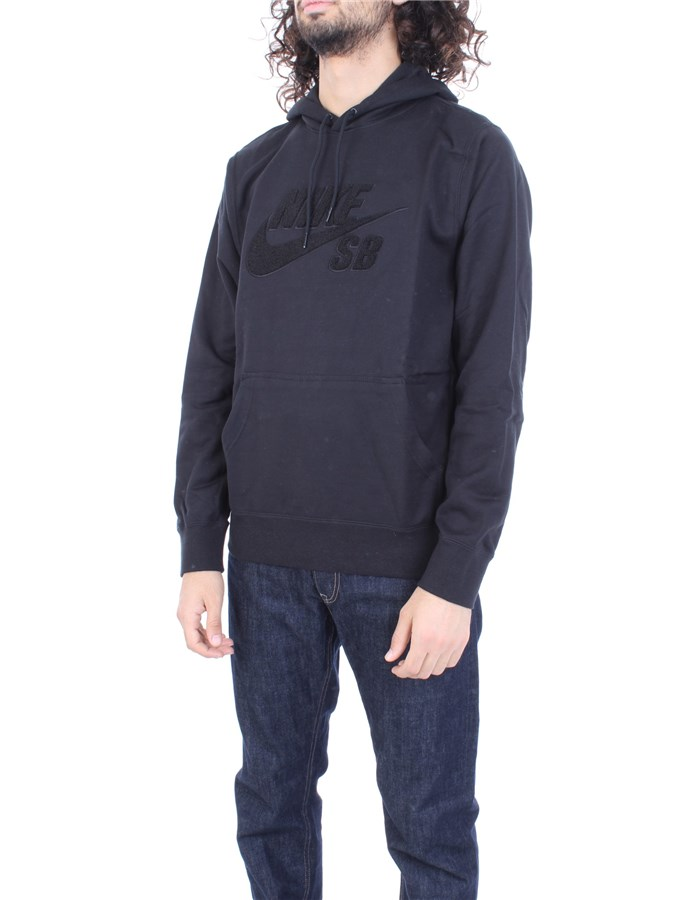 NIKE Sweatshirt Black