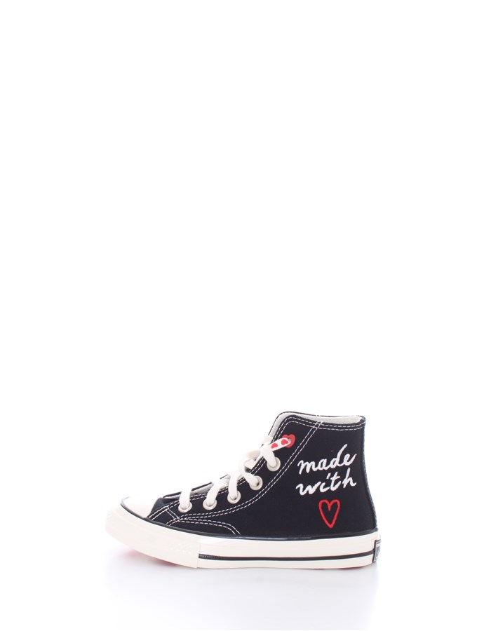 CONVERSE x SLAM JAM  high Black