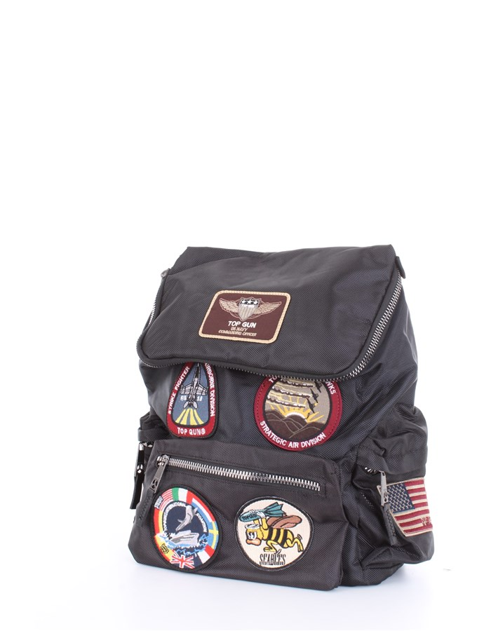 TOP GUN Bag Black