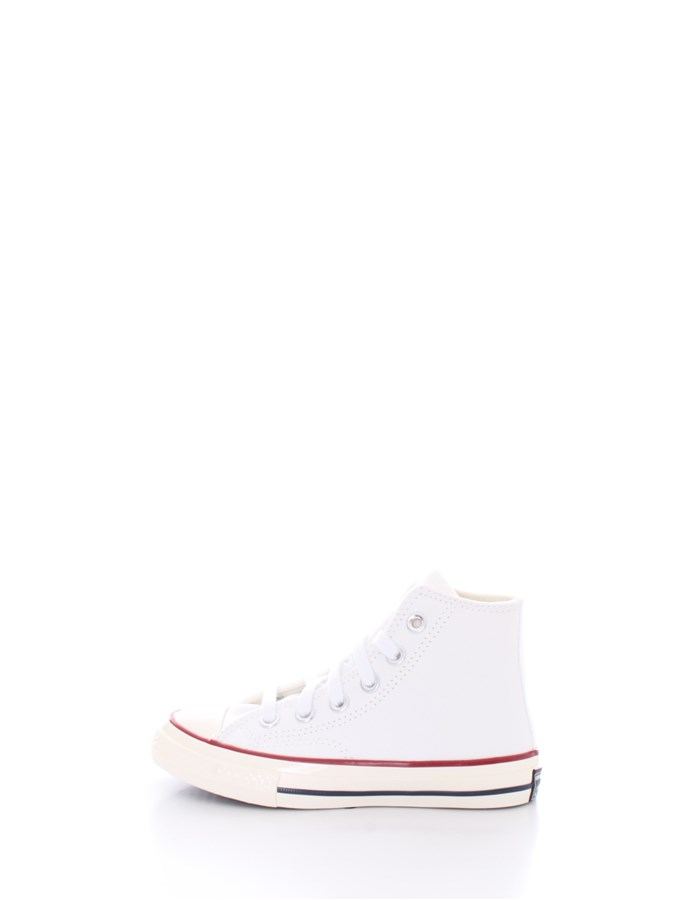 CONVERSE x SLAM JAM  high White