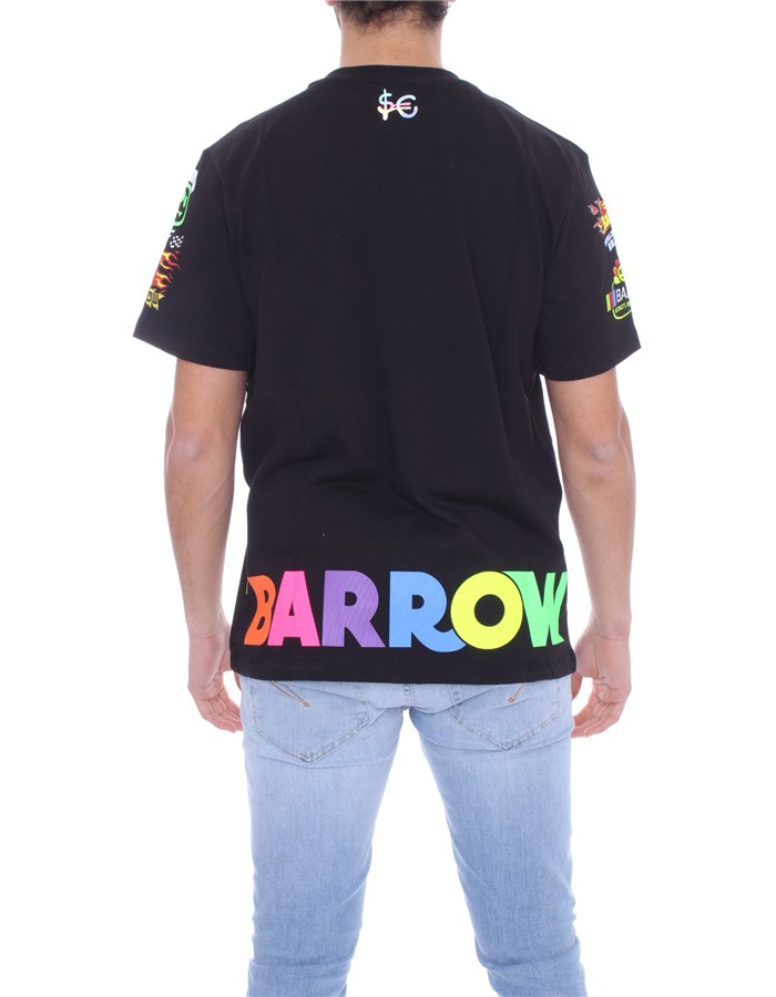 BARROW T-shirt Short sleeve Unisex 028394 2