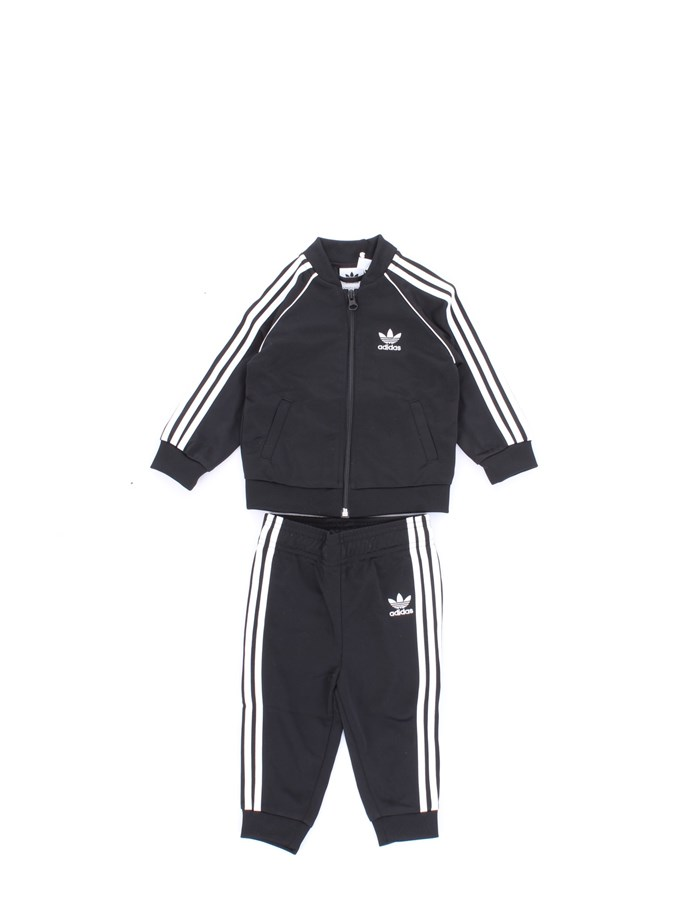 ADIDAS Suit Black white
