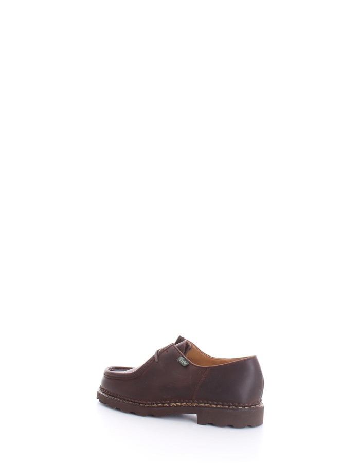 PARABOOT Derby Light brown